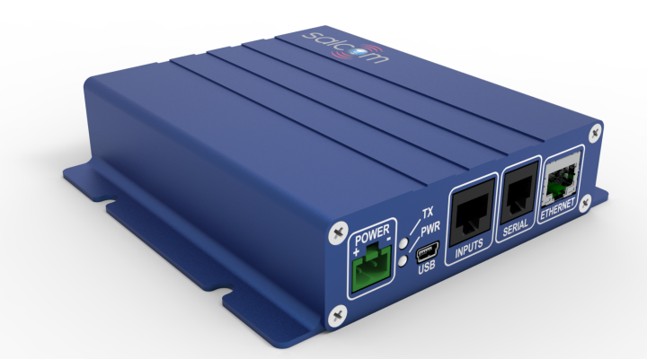 Forthcoming Product,  20-62 Transmitter with Ethernet